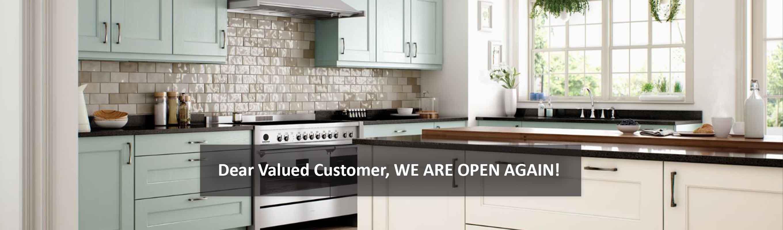 Kitchens, floors, doors, decking, worktops, protective screens, antibacterial surfaces