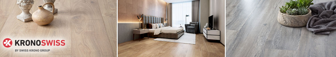 Kronoswiss Laminate Flooring - Noyeks