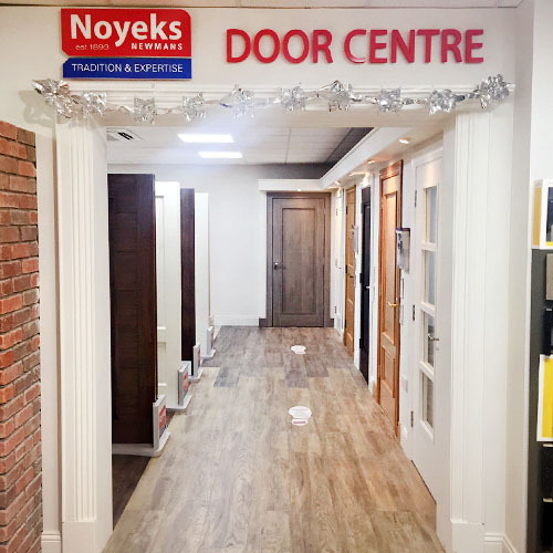 Noyeks - Showroom - Tralee