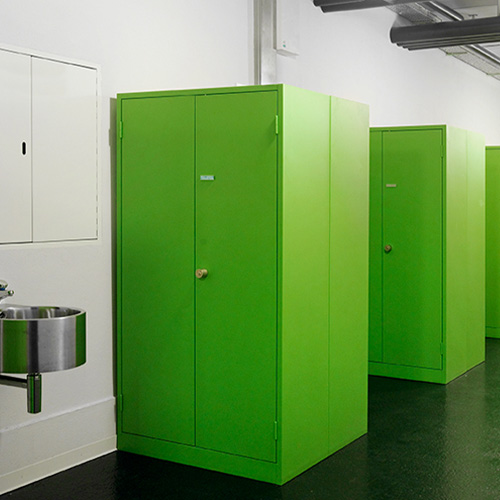 SWISSCDF - Washrooms & Cubicles