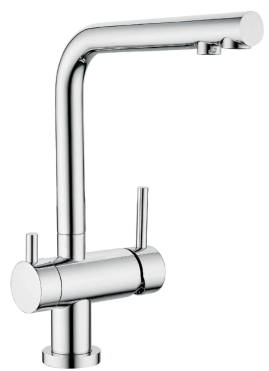 Hydra tri flow water filter tap