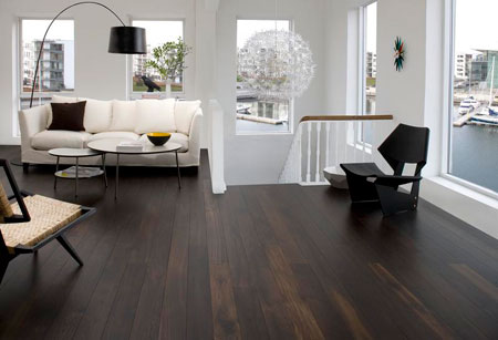 Junckers Black Oak Plank