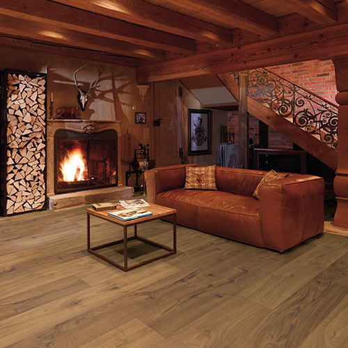 Swisskrono laminate flooring planks