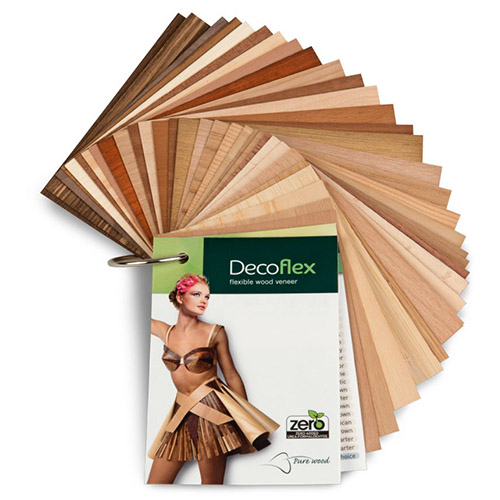 DECOSPAN - Decoflex Jointed Sheet of Veneer