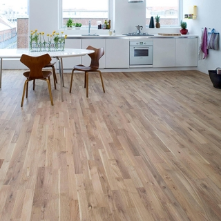 Junckers Solid Wood Flooring - Noyeks Newmans