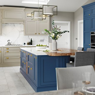 Kitchens - Kitchen Doors - Kitchen Cabinets - Worktops - Appliances - Island - Kitchen Ideas
