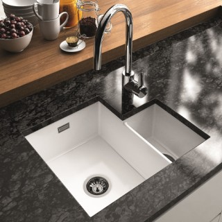 Undermount kitchen sinks - Noyeks Newmans