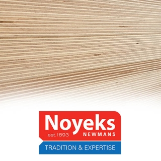 Plywood - Marine - Russian Birch - Veneered - Exterior - Softwood- Noyeks Newmans Ireland