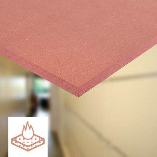Fire retardant MDF panels and sheets - Noyeks Newmans Ireland