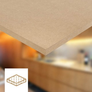 Spanolux Standard MDF - Noyeks Newmans