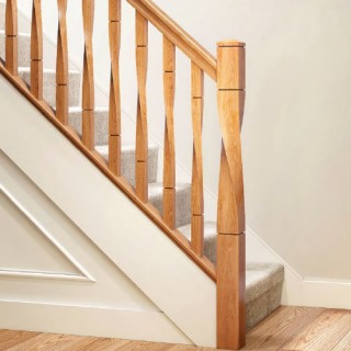 Stair Parts - Spindles, Stairs, Caps, Rails - Noyeks Newmans
