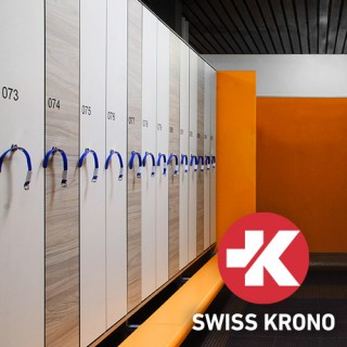 Swisskrono CDF - Washrooms & Toilet Cubicles - Noyeks Newmans