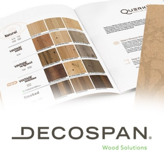 Decospan - veneered panel products - Noyeks Newmans Ireland