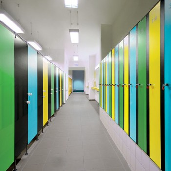 LEISURE - Washrooms & Cubicles