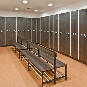 SPORTS - Washrooms & Cubicles