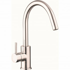 Chrome sink mixer kitchen tap - Noyeks Newmans