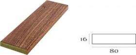 PROMA WALNUT - Architrave