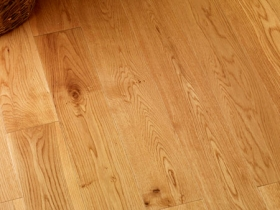 Engineered wood flooring - salerno oak