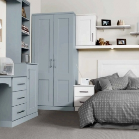 Bedroom units and doors - Noyeks Newmans