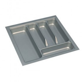 CUTLERY INSERT 600MM - Metallic Finish