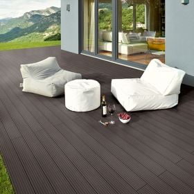 Composite BPC decking - Decks - Noyeks Newmans Ireland