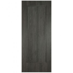 ERKADO - Midnight Grey 1 Panel - Internal Doors - Noyeks Newmans