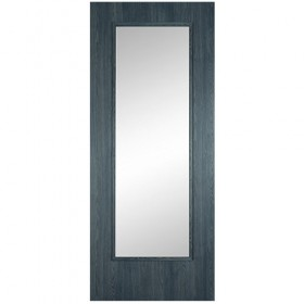 ERKADO - Midnight Grey 1 Lite - Internal Doors - Noyeks Newmans