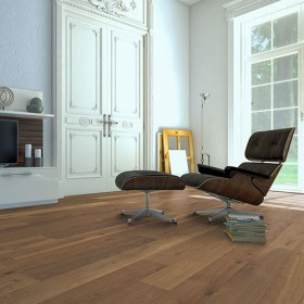 Wood Flooring - Noyeks - Oak Crema Plank