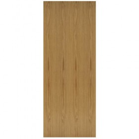 FIRE DOORS - FD30 Flush Oak Veneered - Noyeks Newmans
