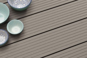 Composite BPC Decking - Noyeks Newmans