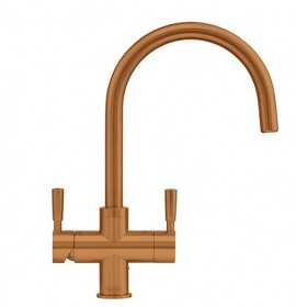 Noyeks - Franke Hot Water Boiling Water Taps - Copper Taps
