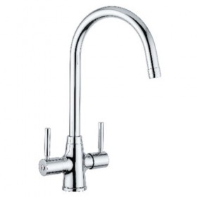 Kitchen Taps - Chrome Tap - Noyeks