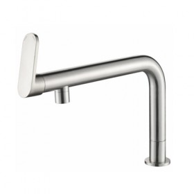 Modern kitchen tap chrome - Noyeks Newmans Ireland