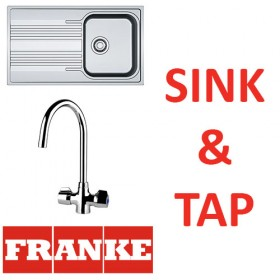Franke Kitchen Smart Sink & Tap - Noyeks Newmans - Bundle 2