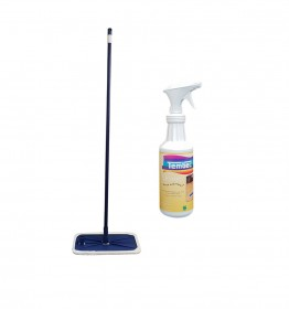 Floor Mop Kit including floor cleaner 750ml