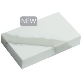 MINERVA SOLID SURFACE - Calcutta White - Noyeks Newmans