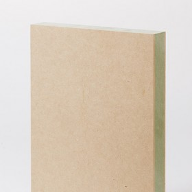 Moisture resistant multi layer MDF