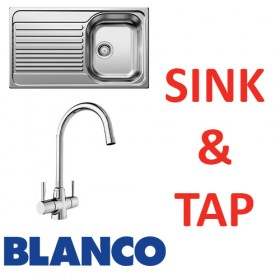 Blanco Sinks & Taps - Noyeks - Supplier