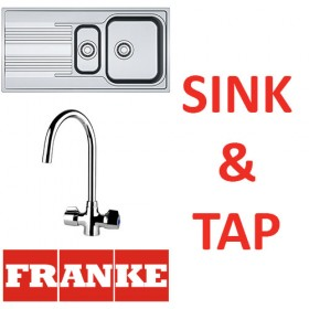 Franke Smart Sink & Tap Bundle - Noyeks Newmans