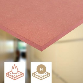 Spanolux Fire Retardant MDF Boards - Noyeks Newmans