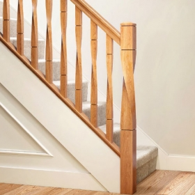 Stair Parts - Milano Collection - Noyeks Newmans