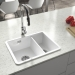 VALET 1.5 BOWL - Undermount Ceramic Sink